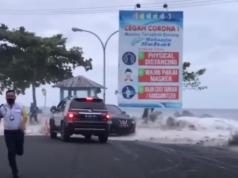 Banjir Pesisir Manado