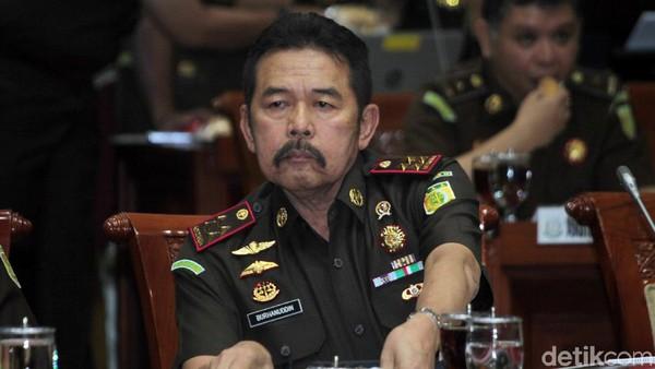 Dugaan Koprupsi Jaksa Agung, ST Burhanuddin