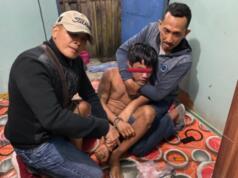Anggi Bertekuk Lutut Diringkus Polsek Kota Kisaran