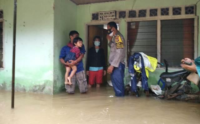 Titik Banjir di Batam