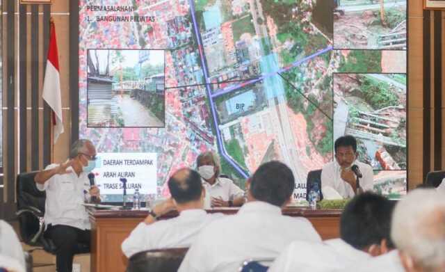 Banjir Jadi Prioritas