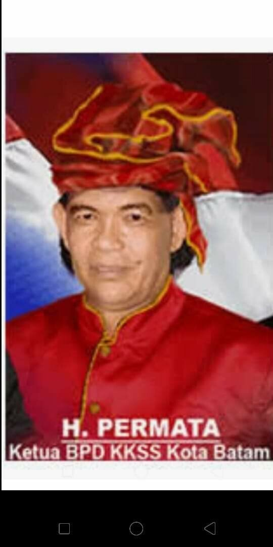Almarhum H. Permata