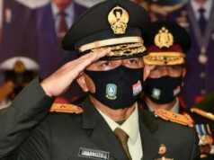Danrem 033 WP Brigjen TNI Harnoto