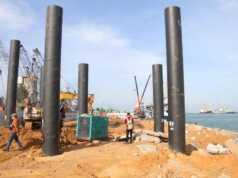 Target Pembangunan Infrastruktur