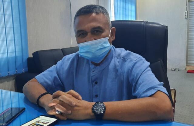 Rahmat Hidayat Siregar Kepala Dinas Kominfo Kabupaten Asahan