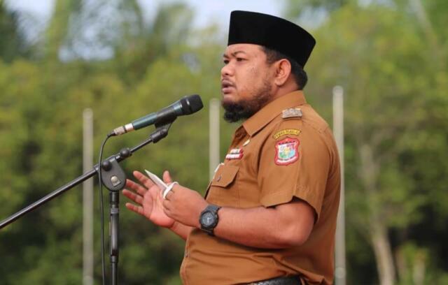 Walikota Tanjungbalai, Syahrial