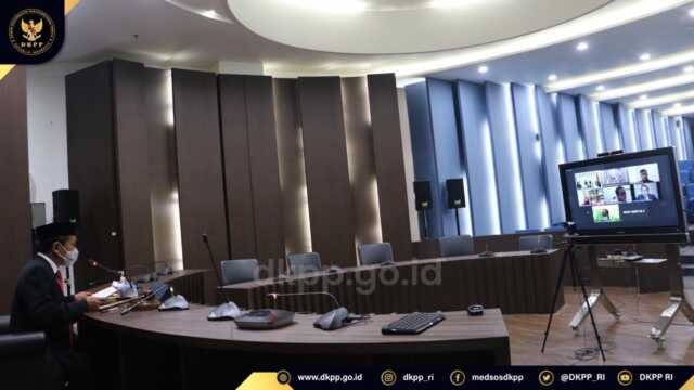 Ketua Bawaslu Kepri Diperiksa DKPP