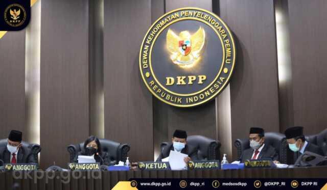 DKPP Berhentikan Arif Budiman dari Jabatan Ketua KPU RI