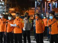 Tim SAR gabungan berhasil mengumpulkan 298 Body Remains