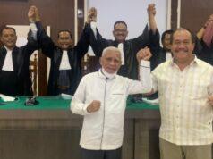 Sidang Gugatan Pilkada Asahan Sumatera Utara