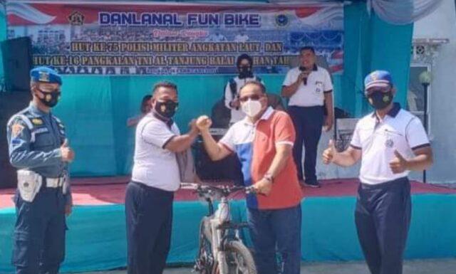 Hari Ulang Tahun POM AL dan LANAL TBA Tanjungbalai-Asahan