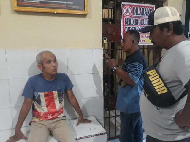Riki DPO Kejari Tanjungbalai Satu tahun buron