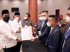 Walikota dan Wakil Walikota Terpilih Tanjungbalai