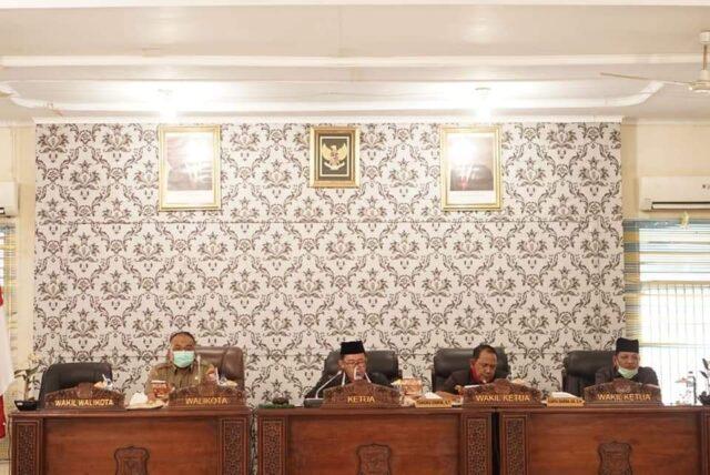 DPRP Mengumumkan Pemenang Pilkada Walikota dan Wakil Walikota Tanjungbalai
