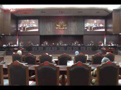Sidang Gugatan pasangan Calon Gubernur dan Wakil Gubernur Kepri INSANI