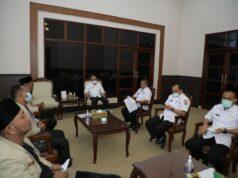 Kunjungan pengurus baru Pemuda Muhammadiyah Kabupaten Asahan