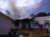 SDN 005 Batam Terbakar