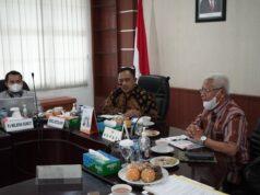Rapat KPK bersama Pemkab Asahan