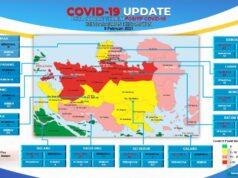 Kecamatan Batam Zona Kuning