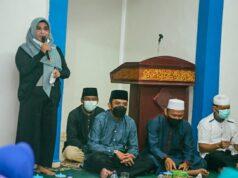 Pertemuan Wali Kota Tanjung pinang dengan warga Kampung Sei Carang