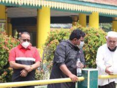 Walikota Tinjau Kesiapan Pelaksanaan MTQ Tanjungbalai