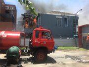 Rumah Sukajadi Batam Terbakar