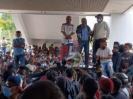 Demo dewan Batam