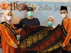 Promosi Batik Ikan Marlin