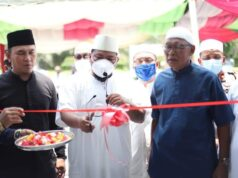 Peresmian Masjid An Nur Tanjungbalai