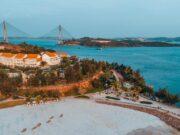 Staycation di Harris Resort