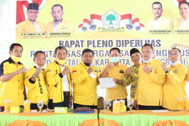 Pengurus Partai Golkar Tanjungbalai