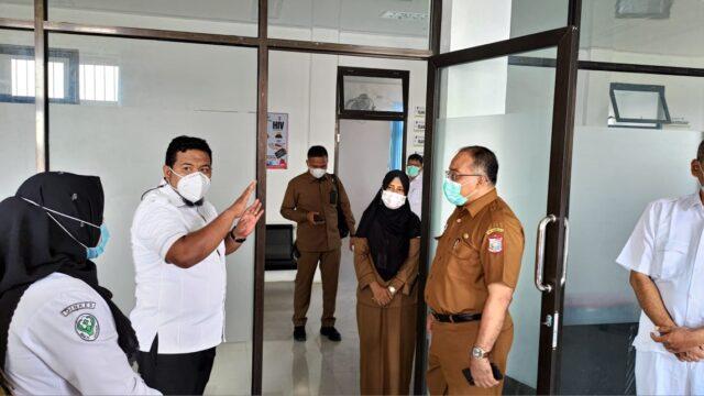 Sidak Nakes Tanjungbalai