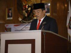 Sambutan Taufik di Hari Jadi Kabupaten Asahan