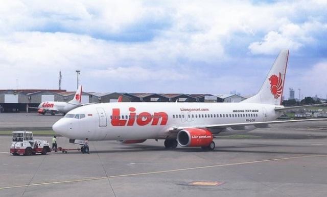 Lion Air Gratiskan Antigen