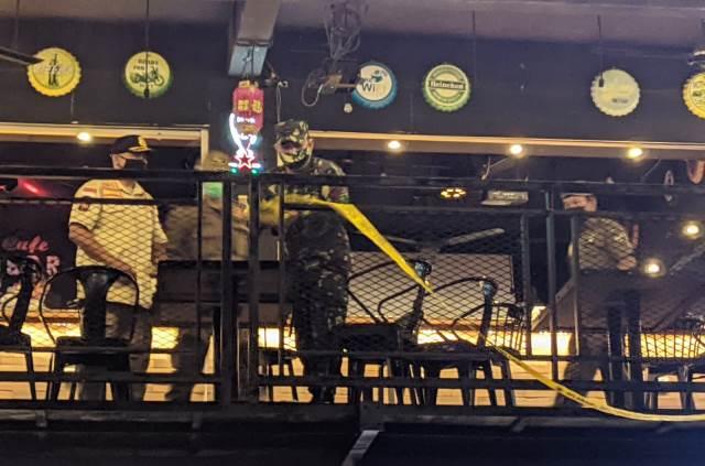 Kafe Tak Patuh Protkes