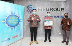 Top Digital Company Award