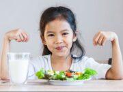 Camilan untuk Imunitas Anak