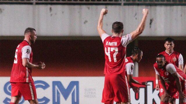 Persija Juara Piala Menpora