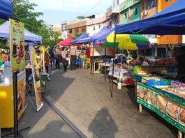 Tim Terpadu Datangi Bazar
