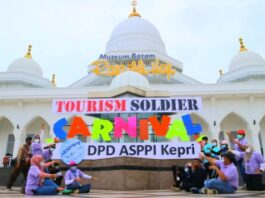 Tourism Soldier Carnival