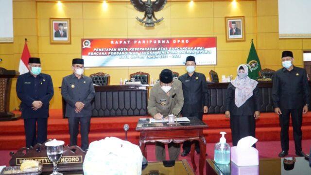 DPRD Kota Blitar Gelar Rapat Paripurna
