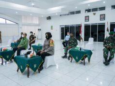 Pemkab Asahan Ikuti Rapat Terbatas Peringatan Hari Otonomi Daerah ke-25 Secara Virtual