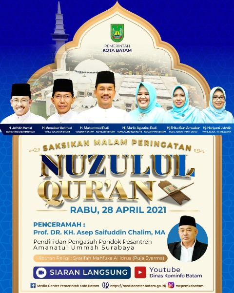 Nuzulul Quran Batam