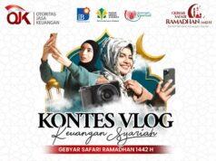OJK Gelar Kontes Vlog