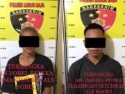 Remaja Batam Ditangkap Polisi