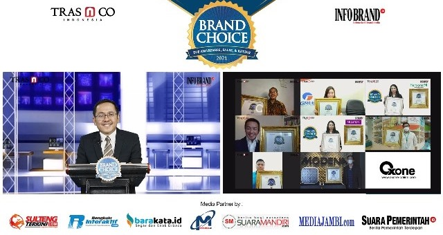 Brand Choice Award 2021