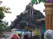 Patung Gorila di Malang di Blitar