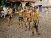 Kotoran Sapi India