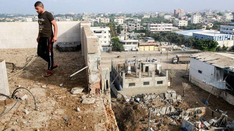Puing di Gaza