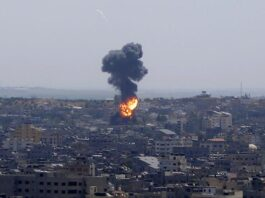Israel Bombardir Gaza